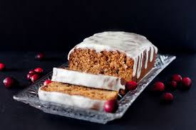gingerbread loaf cake goodie godmother a recipe and lifestyle blog