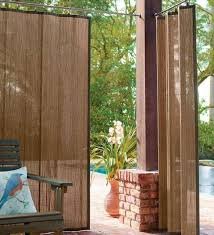 Blinds For Patio by Elegant Bamboo Shades For Patio With Patio Roll Up Blinds