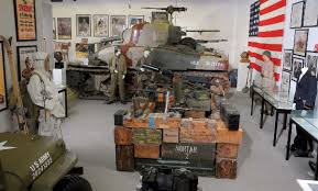 the museum of world war ii in natick emphasizes primary historical
