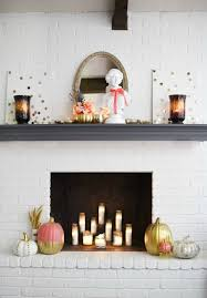 11 thanksgiving mantel decorating ideas that are actually hip