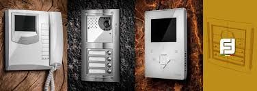 farfisa video door entry system communication home automation
