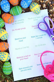 20 fun easter games for kids u2014 easy ideas for easter activities