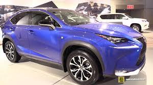 lexus nx turbo paultan 2015 lexus nx200t f sport exterior and interior walkaround