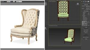 Chair Living Room by 3dsmax Tutorial Living Room Luxury Chairs Youtube