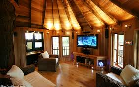 now that u0027s a real millionaire play pad the luxury tree houses