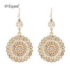 earrings brands flower earrings gold hook earrings