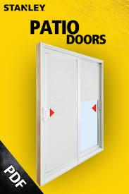Stanley Patio Doors Stanley Door Products