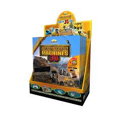 3d construction vehicles book u2013 toy essentials