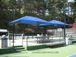Porch Sun Shade Ideas by Basketball Court Sun Shade Canopy Structures Sport Play Area