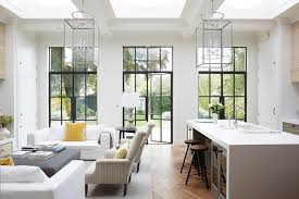 Modern Design Victorian Home Open Plan Living Area Modern Victorian Oxford House Real Homes