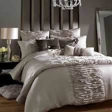 kylie minogue at home taupe u0027giana truffle u0027 bed linen at