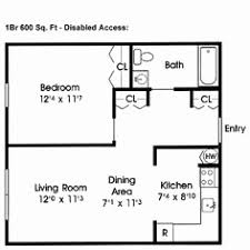 600 square foot apartment floor plan 600 sq ft house plans 2 bedroom luxury 600 square foot apartment