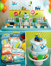 1st birthday party ideas for boys 1st birthday party supplies boy best themes images on themed