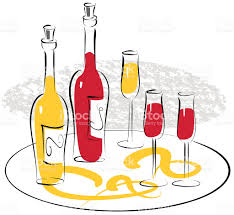 wine vector white and red wine stock vector art 165589107 istock