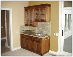Wet Bar Sink And Cabinets Wet Bar Sink Cabinet Home Design Ideas