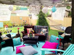 Backyard Party by My Backyard Boho Summer Party Boho Summer Party Pinterest