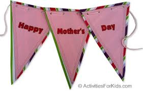 Mother S Day Decorations Happy Mother U0027s Day Banner