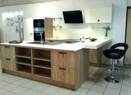 cuisine effet bois cuisine acquipace ouverte cuisine equipee ouverte cuisine sur mesure