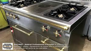 piano de cuisine professionnel d occasion fourneau de cuisine professionnelle d occasion rénové