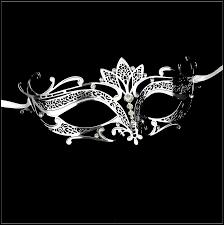 silver masks silver lotus masquerade mask vivo masks