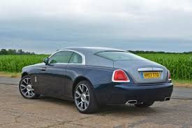 rolls royce wraith blue rolls royce wraith coupe review parkers