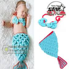 Crochet Baby Halloween Costumes Compare Prices Baby Mermaid Crochet Shopping Buy