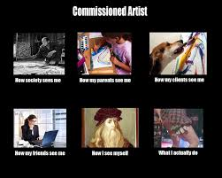 Artist Meme - commissioned artist meme peabody s lament
