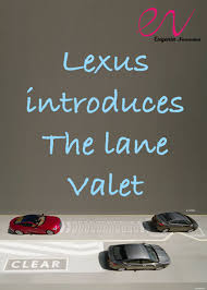 lexus lc commercial 2017 lexus introduces the u0027lane valet u0027 in its new tv commercial