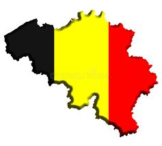 belgium map outline belgium map stock illustration image of outline national 3801846