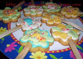 membuat jajanan anak yang menarik cookies hias a note of baking and food