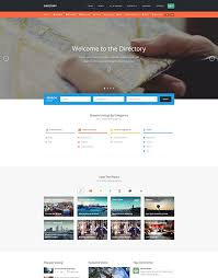 knowhere multipurpose directory psd template woweb cc all