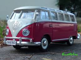 volkswagen van back volkswagen van samba left front view of my diecast 1963 vo u2026 flickr