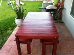 Homemade Patio Table by 13 Best Patio Tables Images On Pinterest Outdoor Spaces Outdoor
