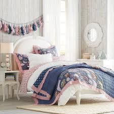 Patchwork Comforter Dandelion Patchwork Sham Pbteen