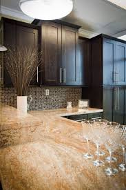 Chocolate Kitchen Cabinets Chocolate Shaker Kitchen Cabinets Pictures
