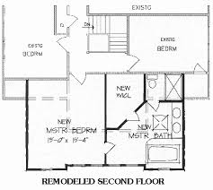 master suite plans new master suite brb17 5177 the house designers