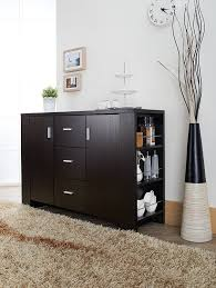 amazon com iohomes quincy dining buffet server cappuccino