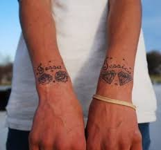 tattoo on top of wrist top of wrist right wrist tessa mama left jessica sister