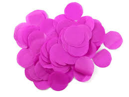 pink tissue paper 500 tissue paper confetti metal pink circle confetti party