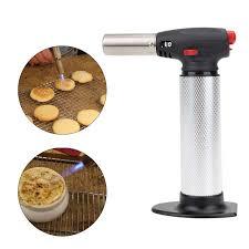 gaz chalumeau cuisine 800 à 1300 celsius barbecue butane micro chalumeau chalumeau à gaz