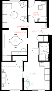 updated apartment layout the montreal apartment