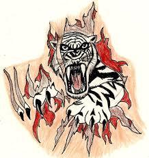 tiger deviantart tattoomagz