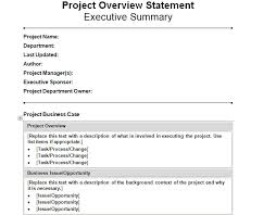 sow statement of work template best template collection