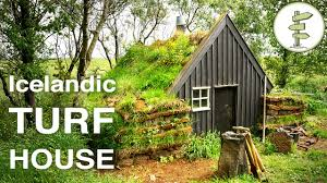 beautiful tiny turf house in iceland full tour u0026 interview youtube