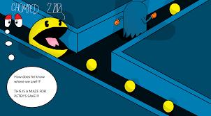 doodle pacman classical pacman by d00dleguy on deviantart