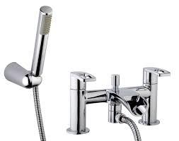 cooke u0026 lewis saverne chrome bath shower mixer tap departments