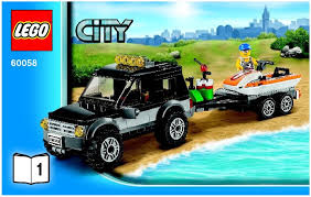 jeep instructions suv with watercraft instructions 60058 city
