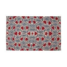 mina u0027i good wishes rug decorative accents glass design and