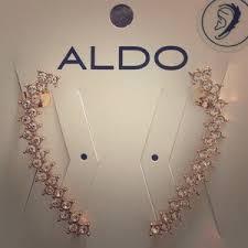 aldo ear cuff 33 aldo jewelry aldo gold ear cuff from charity s closet on