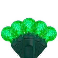 green led string lights led christmas lights 70 g12 green led string lights 4 spacing